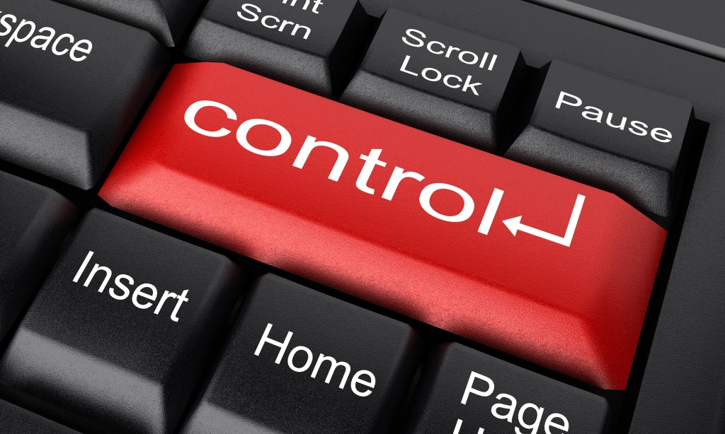 Confessions of A Control Freak - Profit Is The New Black