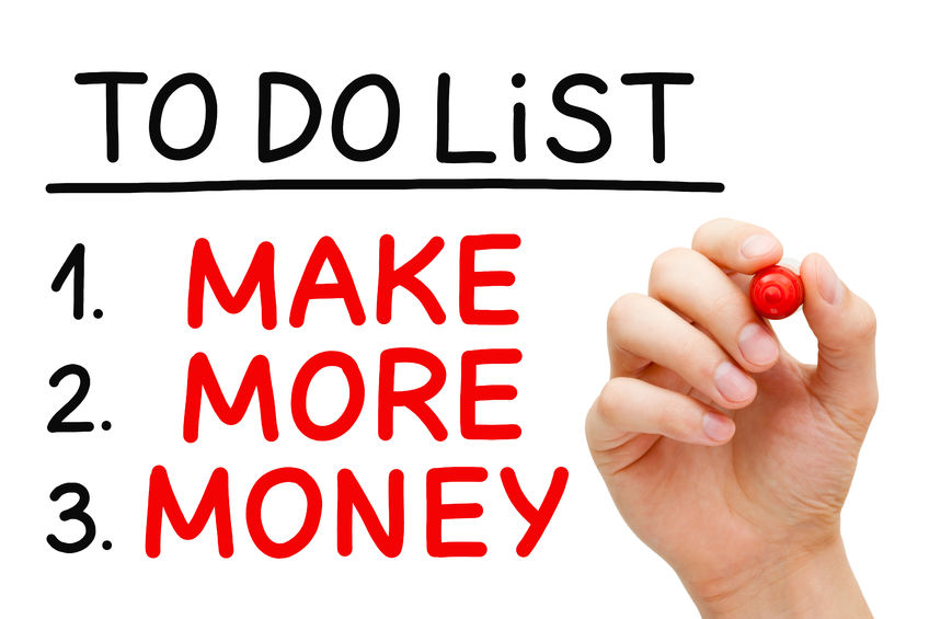 5 Key Revenue Producing Activities