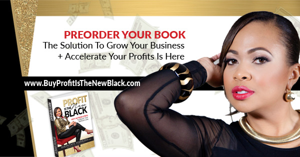 Profit Is The New Black - Shontaye Hawkins