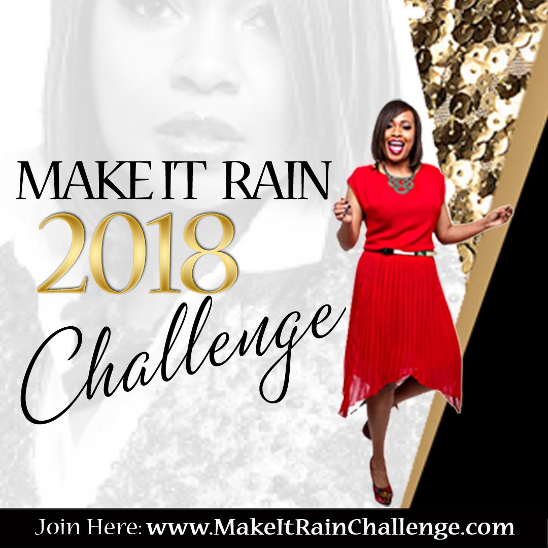 Make It Rain Challenge