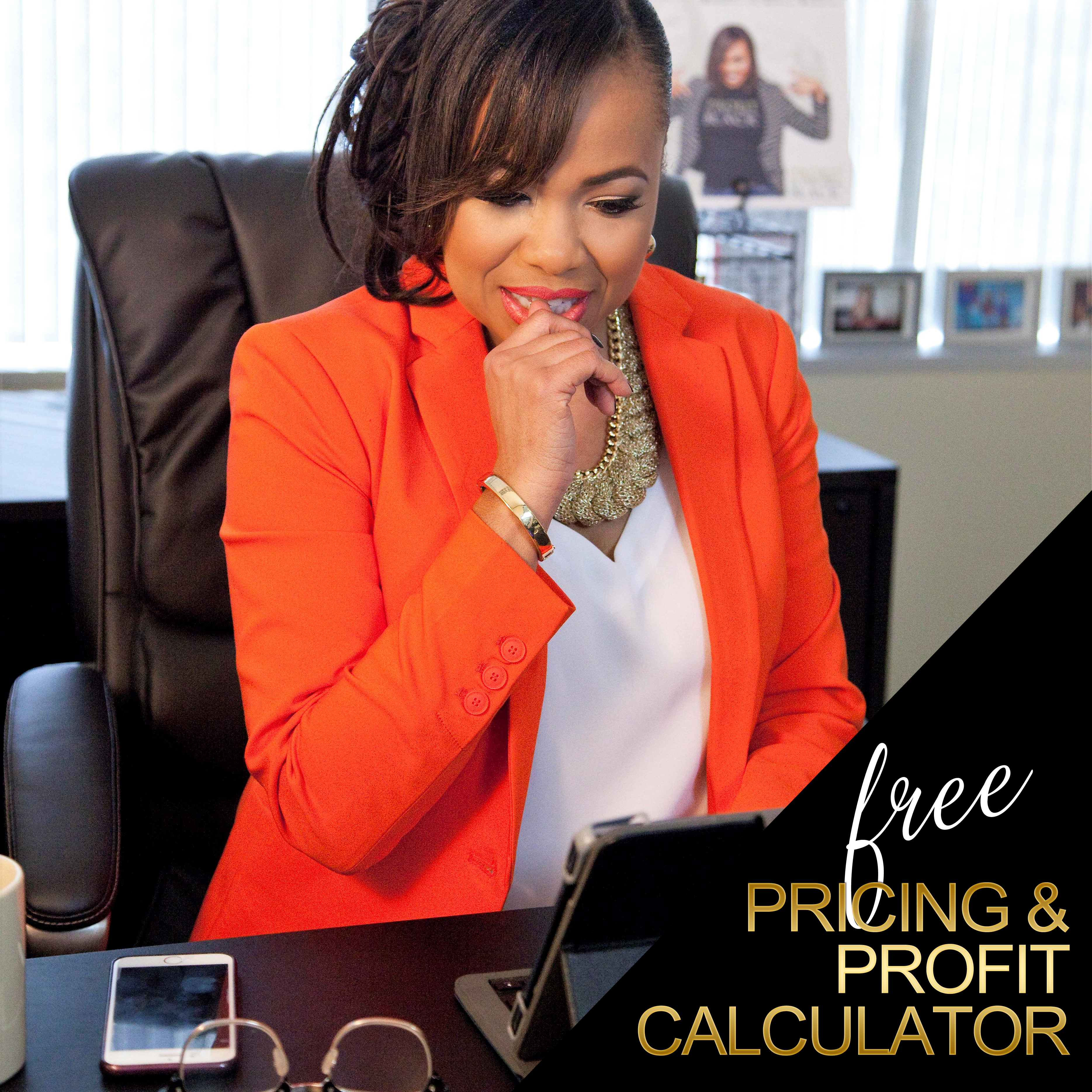 Profit Is The New Black | Shontaye Hawkins | Business Coach