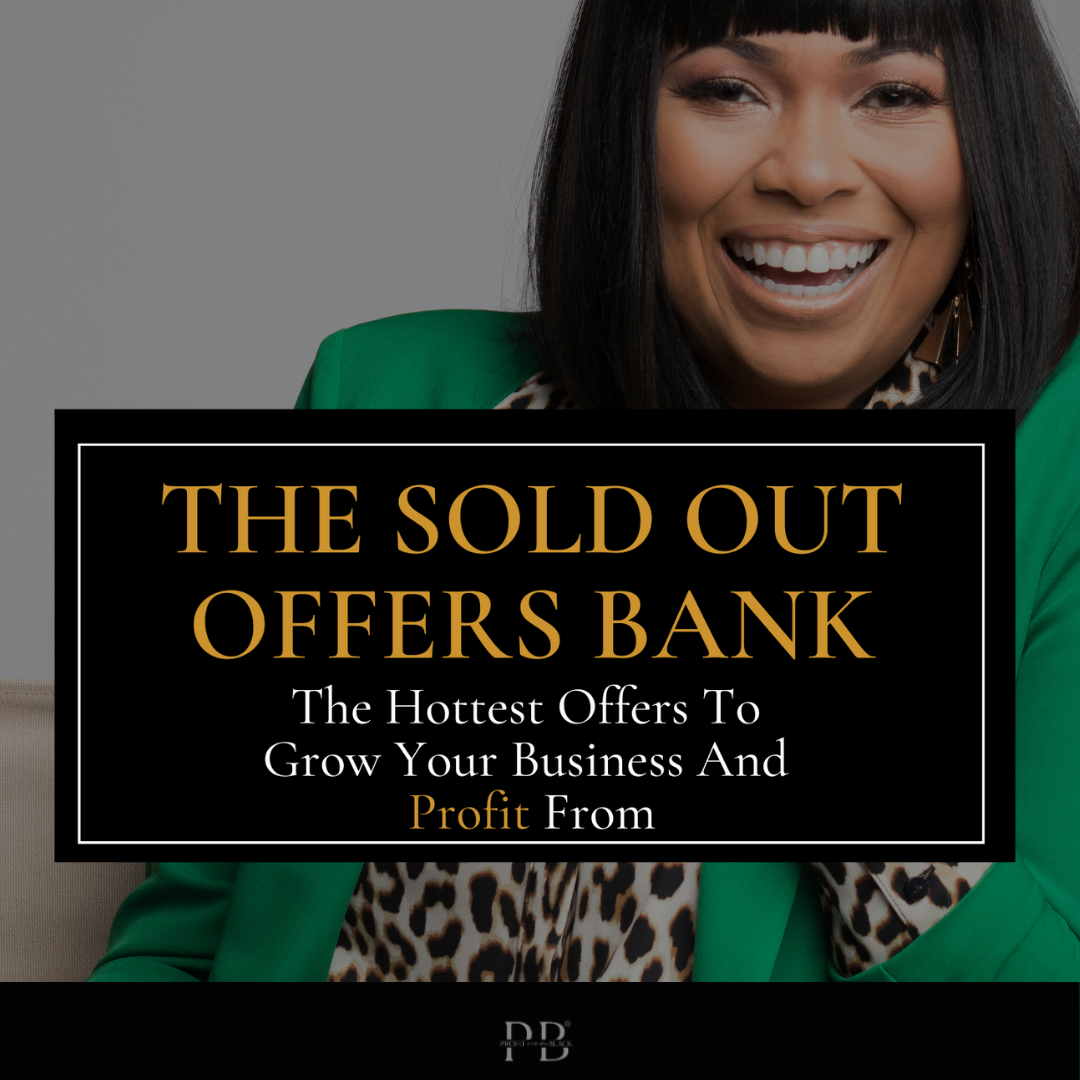 Sold Out Offers Bank